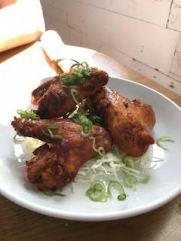 Barito's Salsa Roja Wings